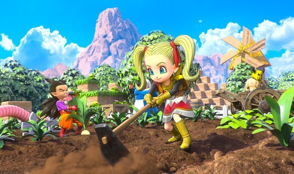 Dragon Quest Builders 2 Bedroom Recipes List