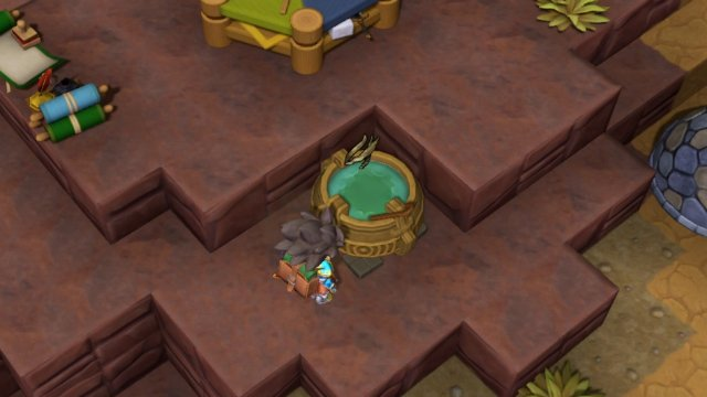 Dragon Quest Builders 2 How to dye items Dye locations