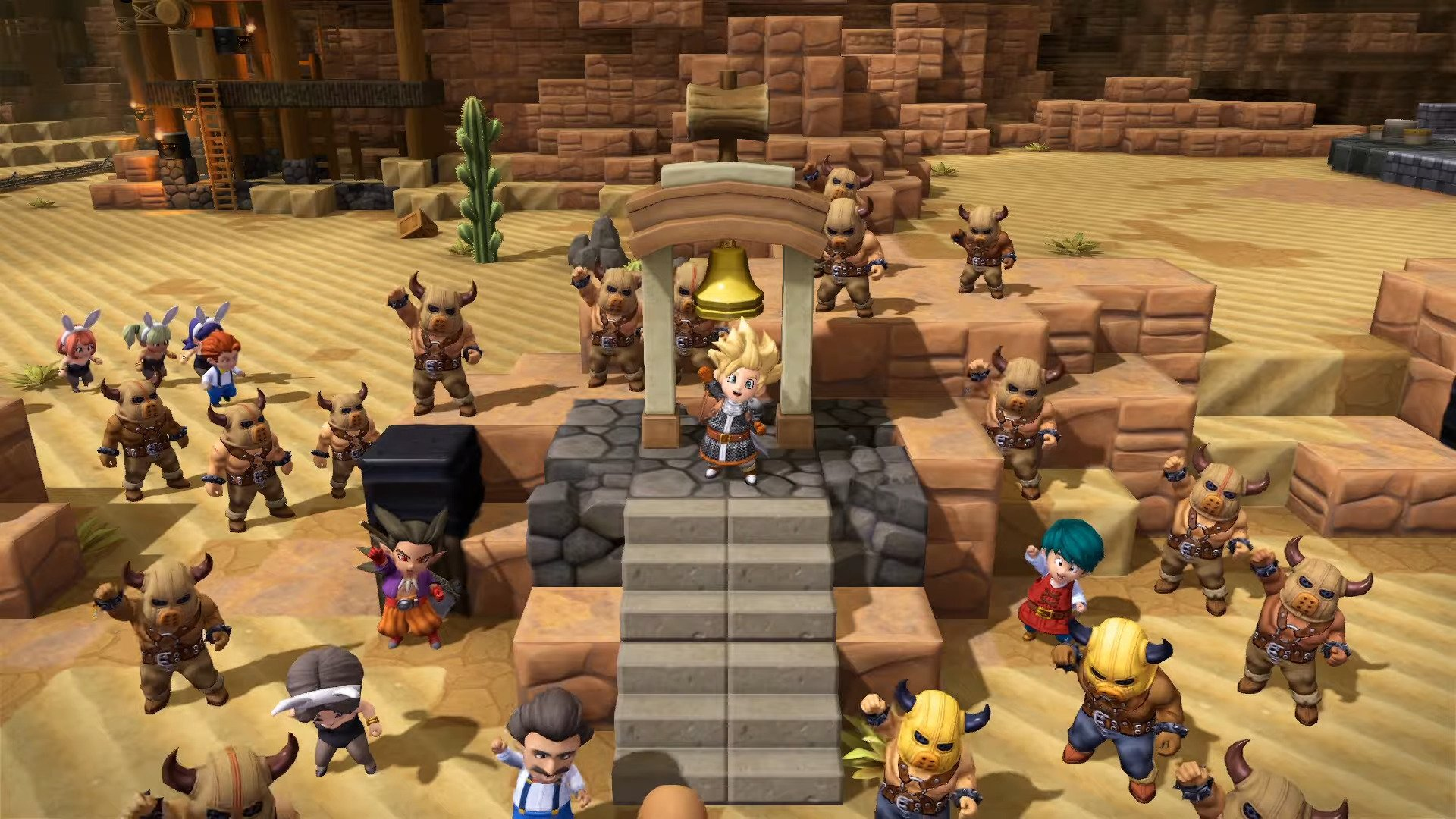 Dragon Quest Builders 2 Mythril Location Find Mythril