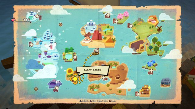 Dragon Quest Builders 2 Mythril Location Sunny Sands Map