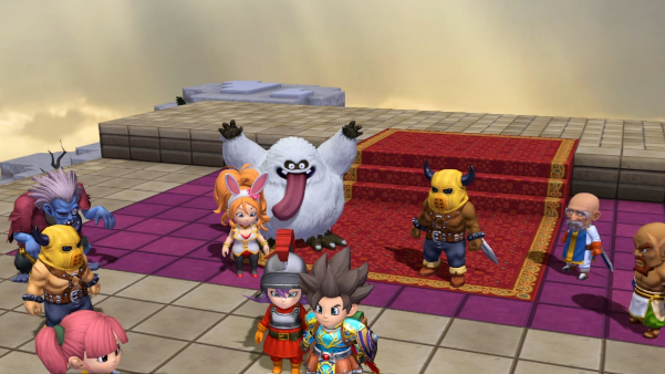 Dragon Quest Builders 2 New Clothes Get new outfits and change costumes