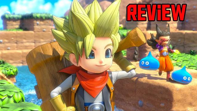 Dragon Quest Builders 2 Review Featured Logo