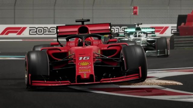 F1 2019 1.05 update patch notes