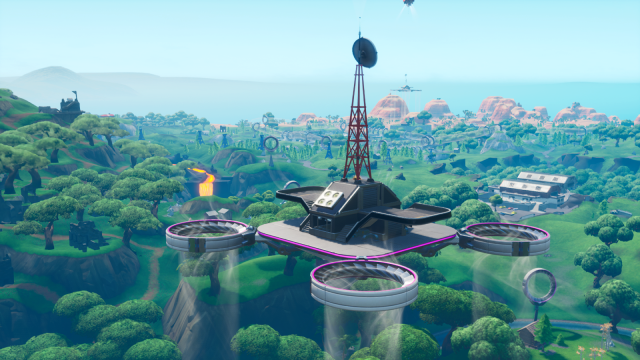 Fortbyte 38 Location