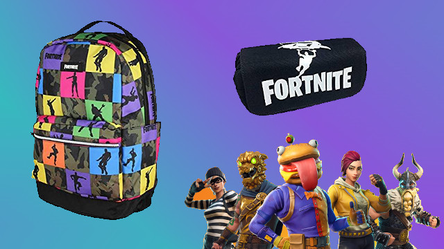 Fortnite Back-To-School