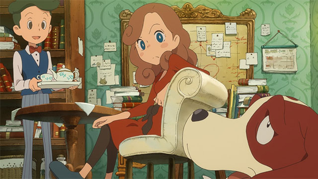 Layton's Mystery Journey Switch release date announced