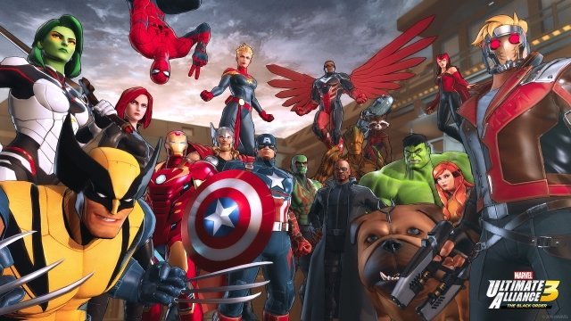 Marvel Ultimate Alliance 3 1.0.1 update patch notes