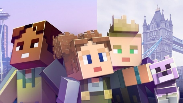 Minecraft Earth closed beta begins in London and Seattle