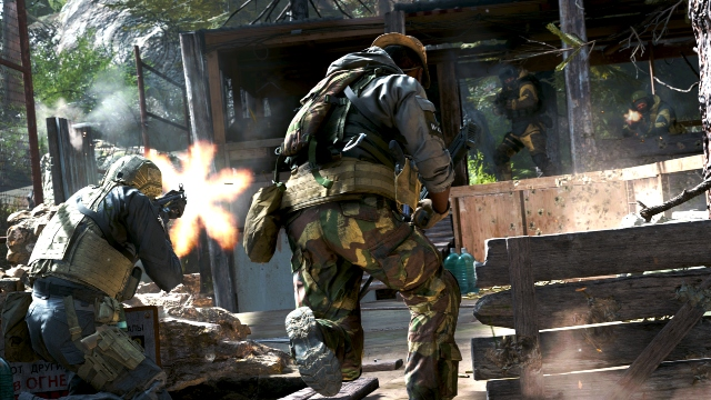 Modern Warfare multiplayer stream coming soon, new Gunfight mode revealed on Twitch
