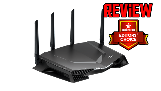 Netgear XR500 router review profile logo