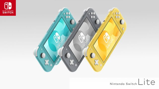 New Nintendo Switch Lite Release Date