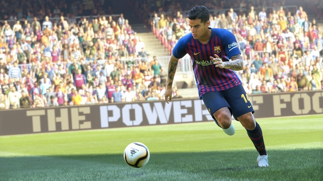 PES 2019 PS Plus change was Sony's decision, Konami says