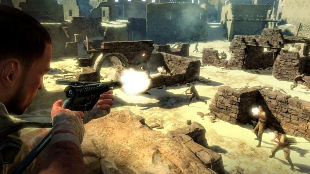 Sniper Elite 3 Switch Ultimate Edition