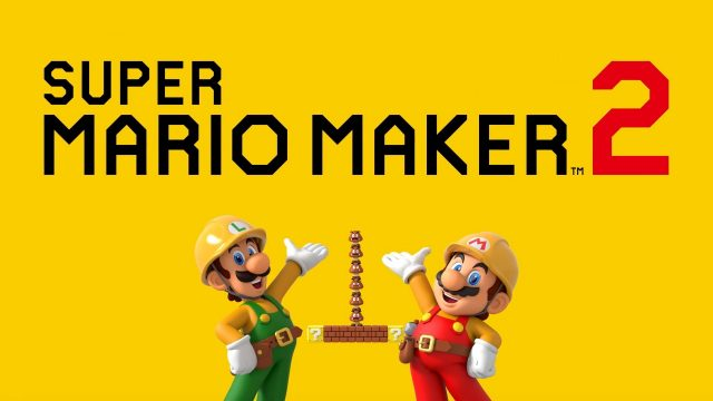 Super Mario Maker 2 Nintendo Switch Online