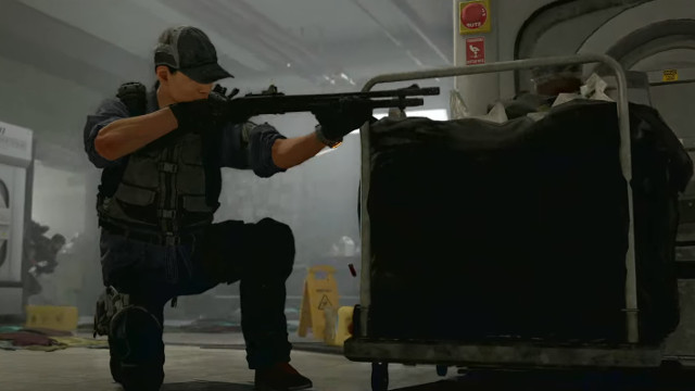 The Division 2 flashlight how to get mod blueprint