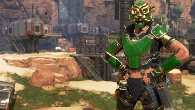 Apex Legends Season 2 Battle Pass rewards skins