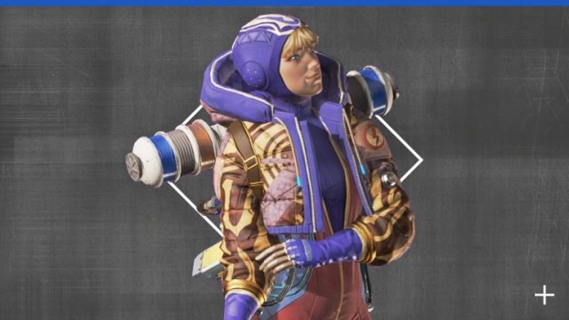 Apex Legends Season 2 Battle Pass wattson reward