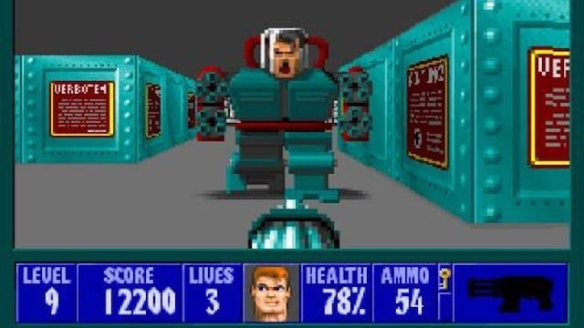 best nazi games wolfenstein