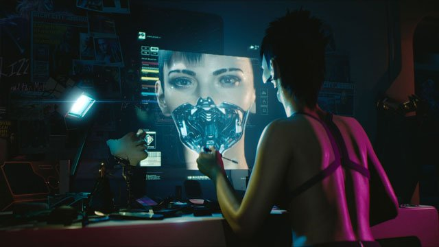 cyberpunk 2077 character choices