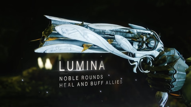 Destiny 2 Lumina healing hand cannon is a first for the series.