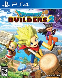Box art - Dragon Quest Builders 2