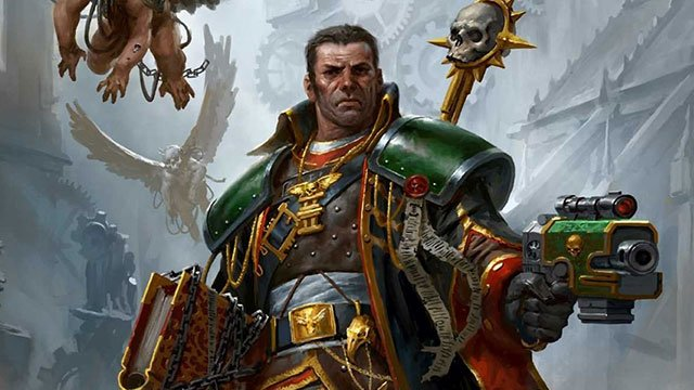 Warhammer 40k live-action TV series announced