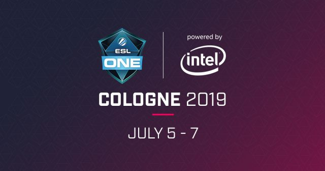 esl one cologne 2019