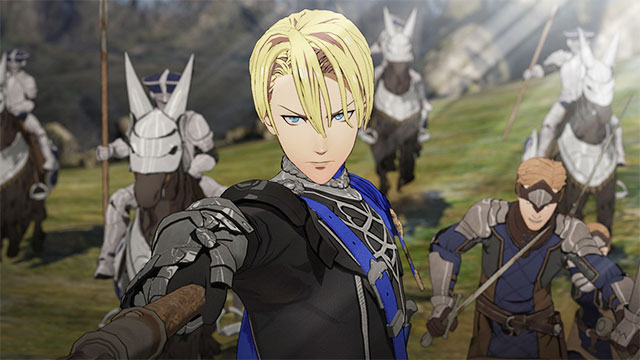 Fire Emblem Three Houses hardest difficulty DLC coming