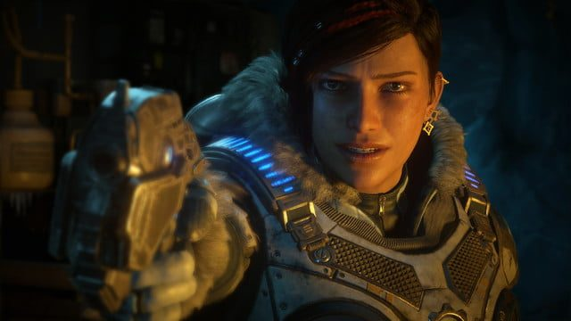 gears 5 smoking, September 2019 Games