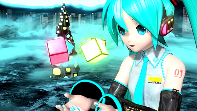 Famous Japanese idol Hatsune Miku is bringing the Nintendo Switch its first rhythm game. The Hatsune Miku: Project Diva Mega39's Switch release date is early 2020 in Japan