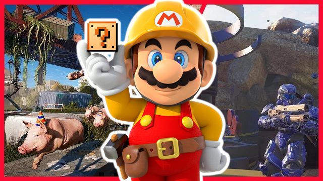 Mario Maker 2 and other great level editors - GameRevolution
