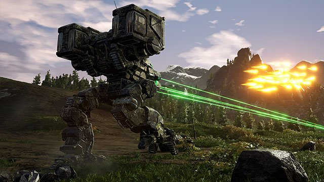 MechWarrior 5 Mercernaries release date, Epic Games Store exclusivity revealed