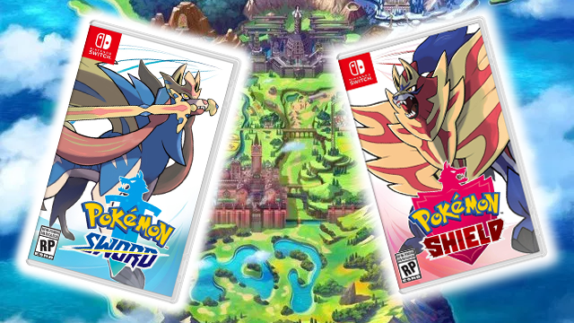 pokemon sword pokemon shield version differences