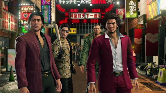 New Yakuza game details will be revealed in August
