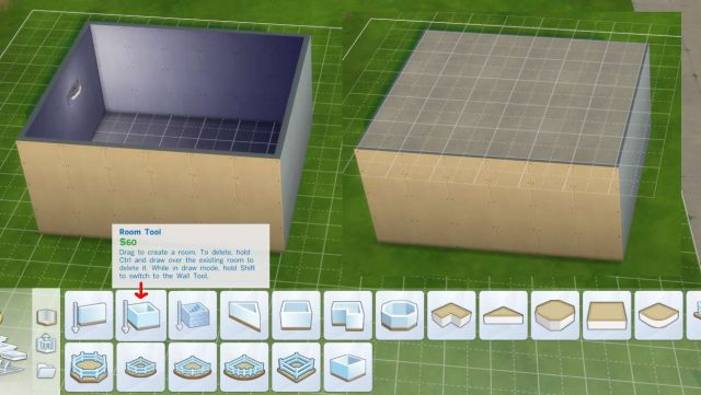 the sims 4 room