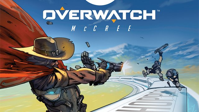 Overwatch comics coming to Snapchat