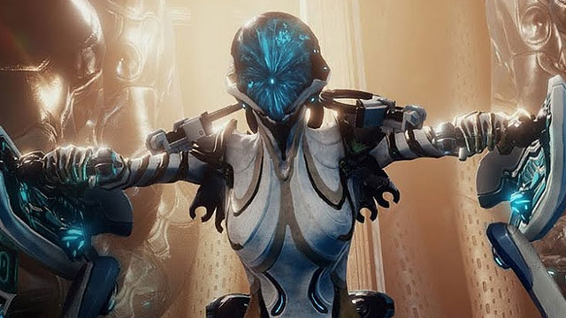 Warframe Empyrean Squad Link detailed at Tennocon 2019