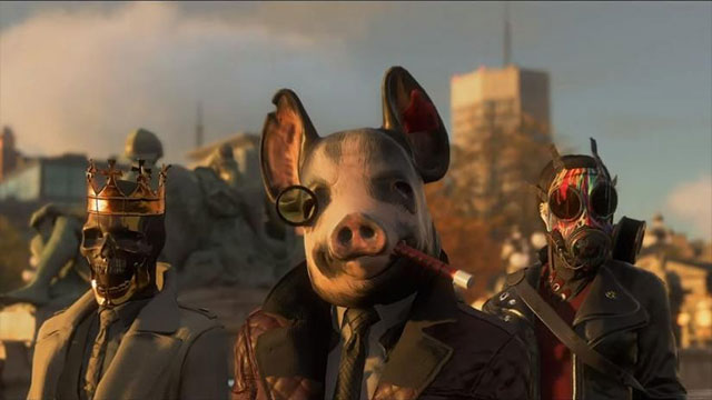 Watch Dogs Legion still focuses on story despite lacking a central protagonist