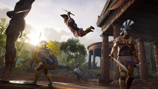 Assassin's Creed Odyssey patch notes 1.5.3 update