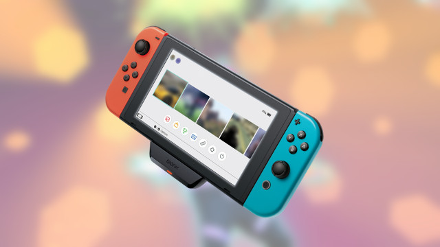 Nintendo Switch adapter brings bluetooth audio support to the hybrid