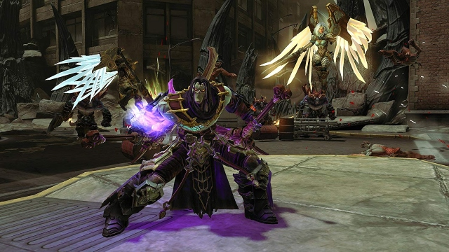 Darksiders 2 Switch release date announced