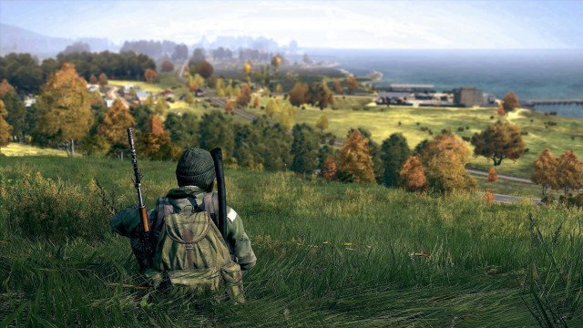 what does persistence mean in DayZ