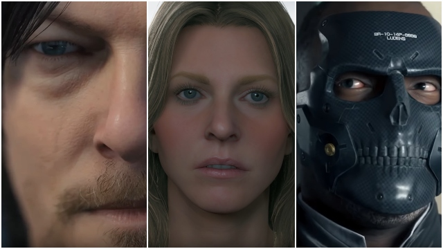 Death Stranding Voice Actors Full cast list