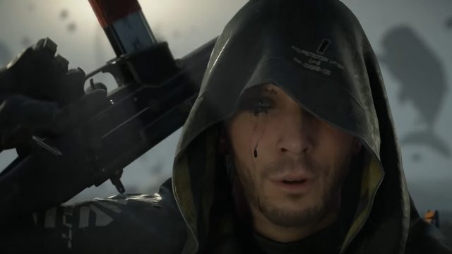 Death Stranding cast Troy Baker