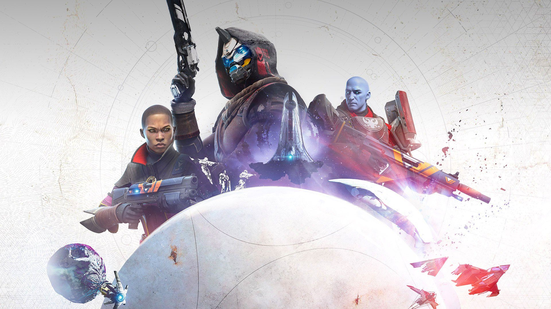 Destiny 2 New Light release date
