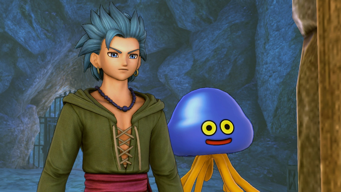 Dragon Quest 11 Switch demo release date free DLC announced