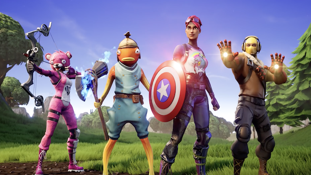 Fortnite Current Weapon List