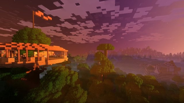 Minecraft Super Duper Graphics Pack canceled