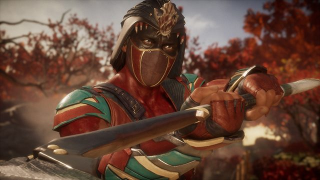 Mortal Kombat 11 Nightwolf Finishers   How to perform the Nightwolf fatalities and brutalities