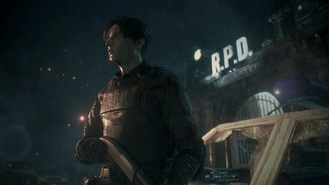 New Resident Evil Gamescom 2019